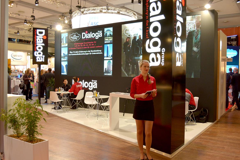 CCW 2015 Berlin Dialoga Stand