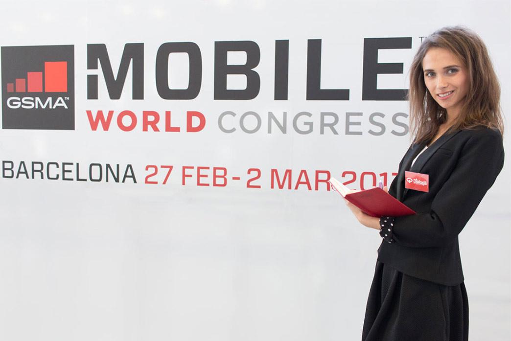 MWC Barcelona 2017 - Events - Dialoga