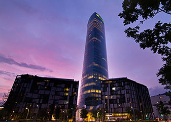 Dialoga Group office in Bilbao (Spain)