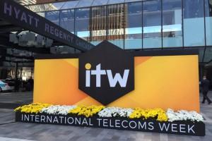 International Telecoms Week logo