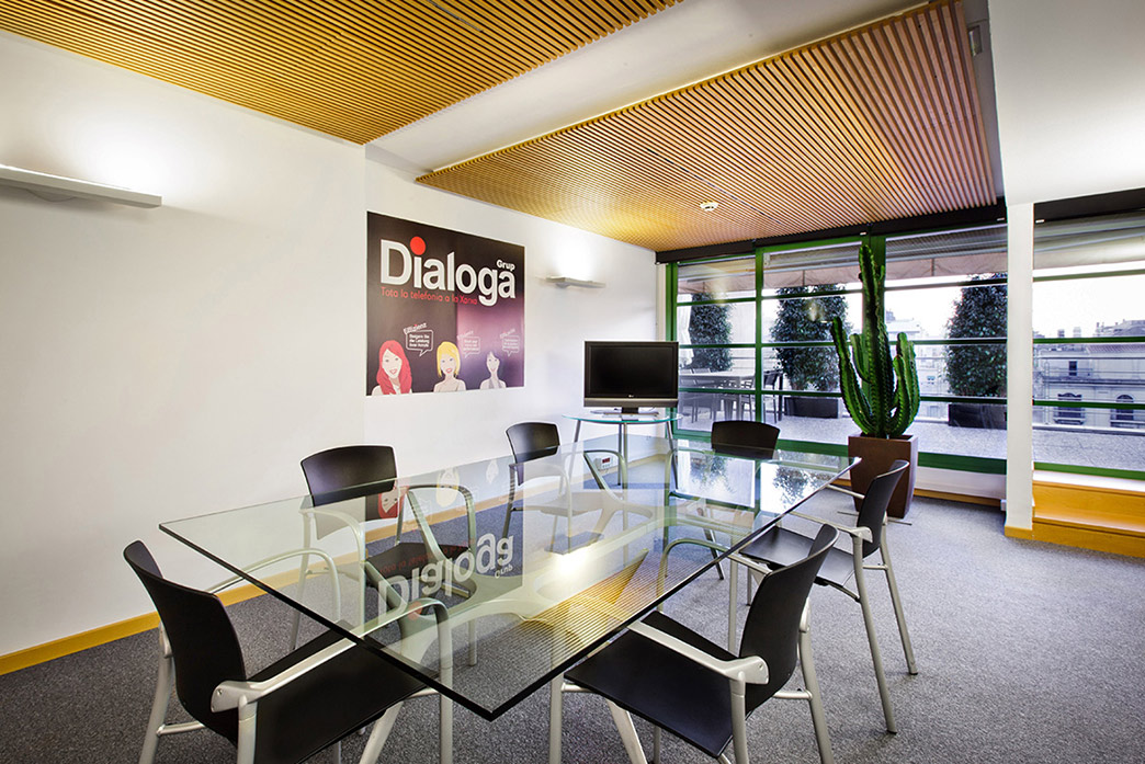 Dialoga Group office in Barcelona (Spain)