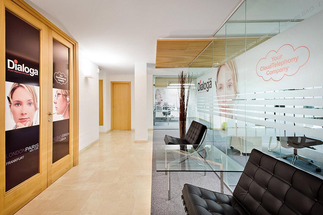 Dialoga Group office in Barcelona (Spain)
