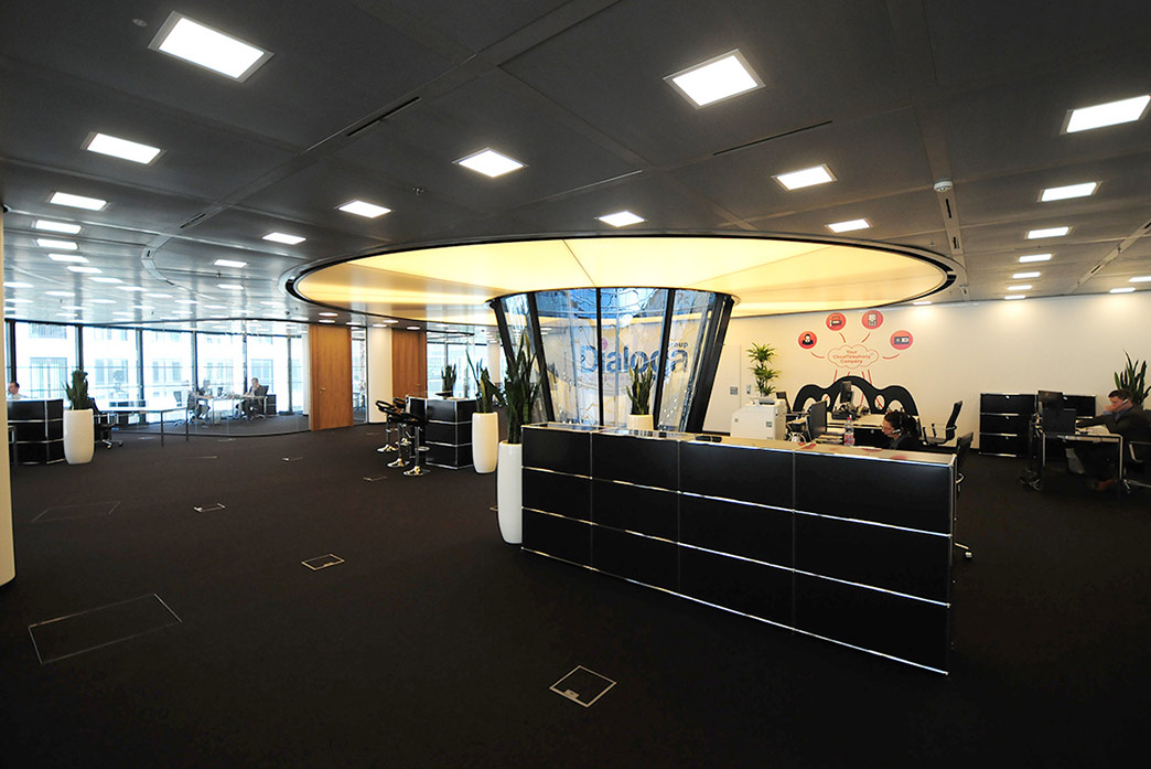 Dialoga Group office in Berlin (Germany)