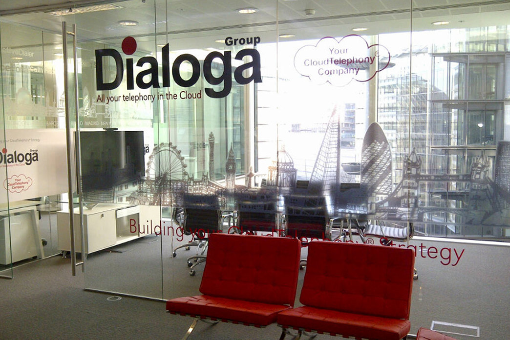 Dialoga Group office in London (UK)