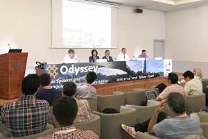 Odyssey 2016 opening ceremony