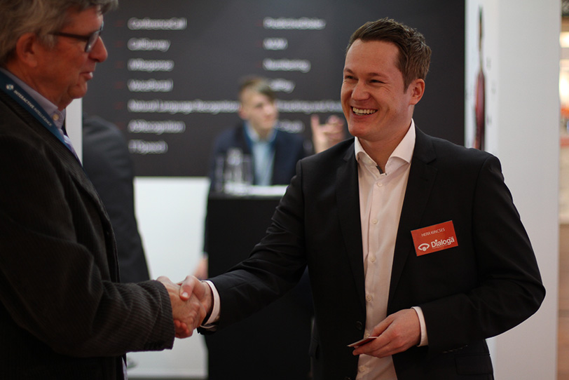 CCW Berlin 2016 - Eventos - Dialoga Group - 14