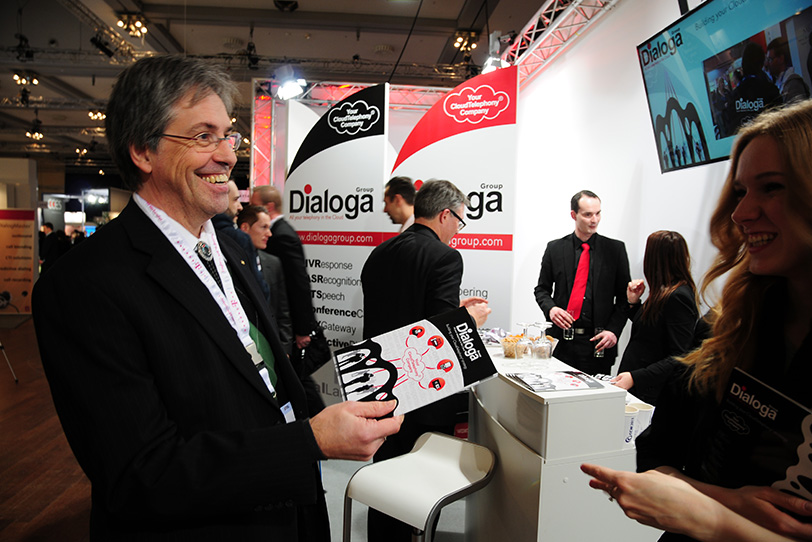 CCW Berlin 2013 - Eventos- Dialoga Group - 2