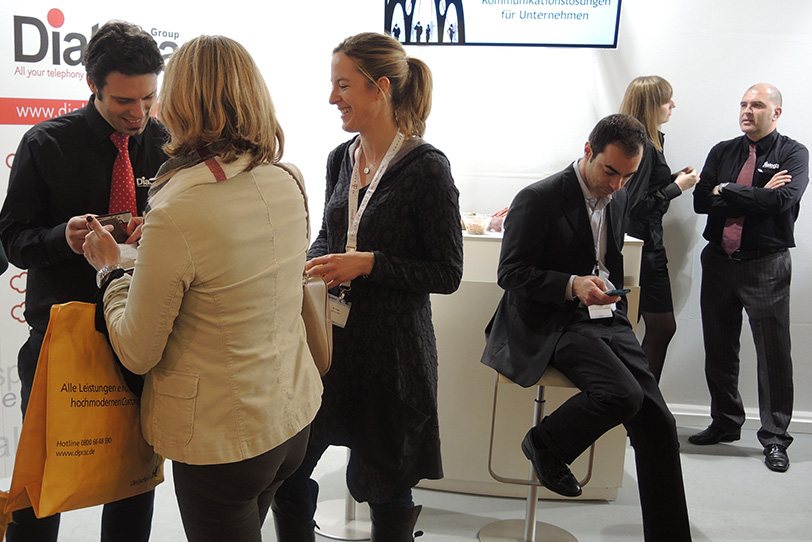 CCW Berlin 2013 - Eventos- Dialoga Group - 5