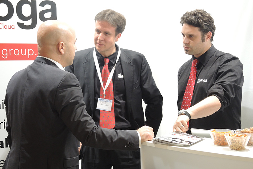 CCW Berlin 2013 - Eventos- Dialoga Group - 6