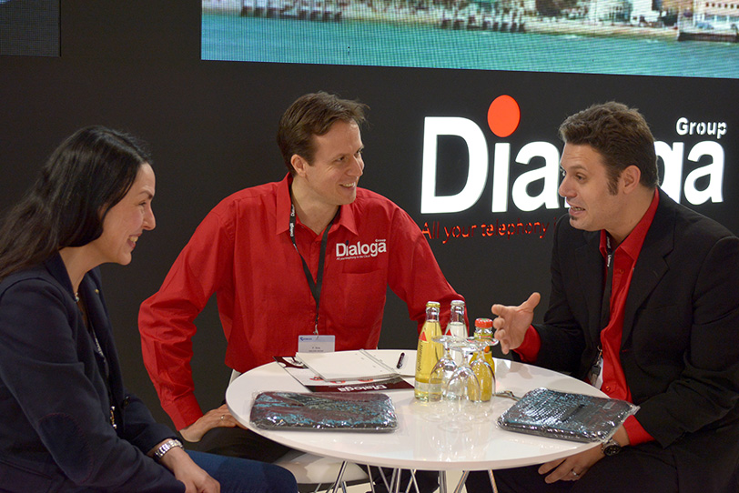 CCW Berlin 2015 - Eventos - Dialoga Group - 8