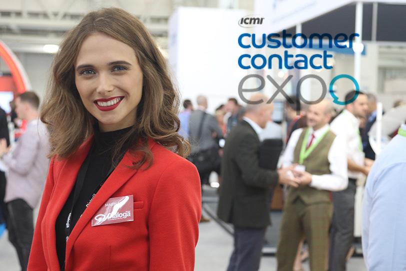 Customer Contact Expo Londres 2016 - Eventos - Dialoga Group - 1
