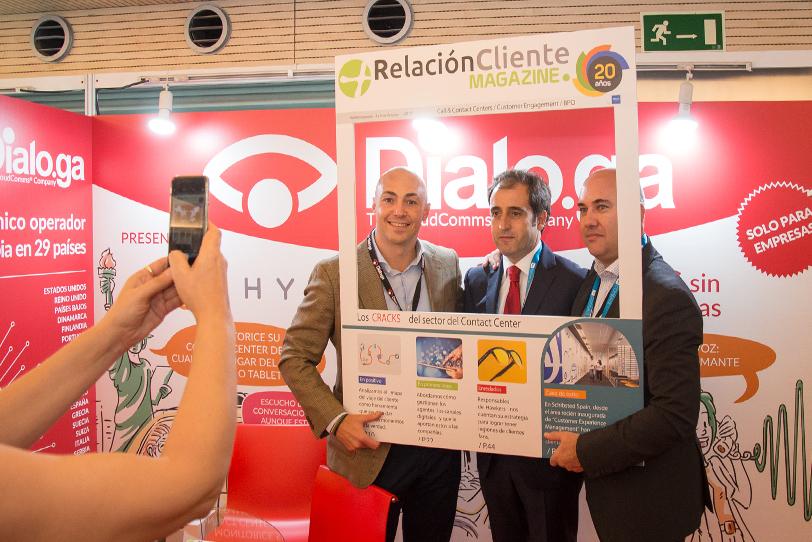 EXPO Relación Cliente Madrid (3) 2017 - Eventos - Dialoga