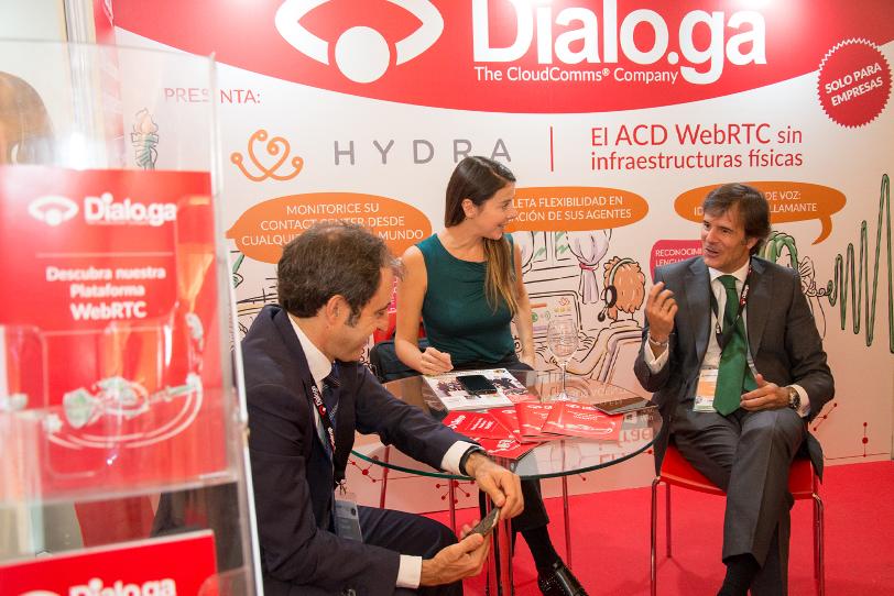 EXPO Relación Cliente Madrid (7) 2017 - Eventos - Dialoga