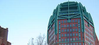 Oficina de Dialoga Group en La Haya