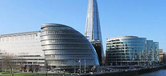 Oficina de Dialoga Group en Londres