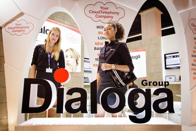 Mobile World Congress Barcelona 2012 - Eventos - Dialoga Group - 1