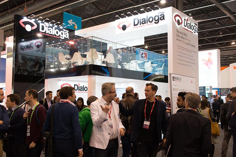Mobile World Congress Barcelona 2016 - Eventos - Dialoga Group - 1