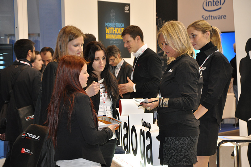 Mobile World Congress Barcelona 2013 - Eventos - Dialoga Group - 15