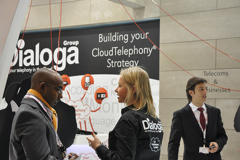 Mobile World Congress Barcelona 2013 - Eventos - Dialoga Group - 7