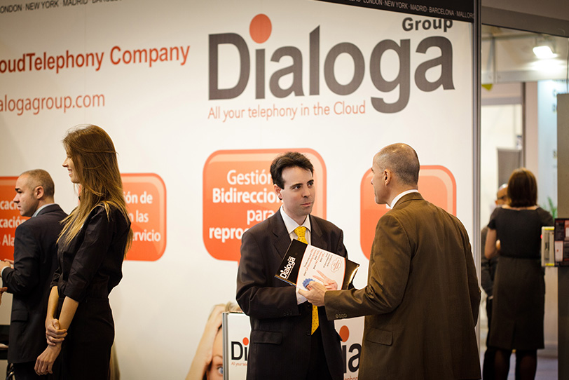 SICUR Madrid 2012 - Eventos - Dialoga Group - 4