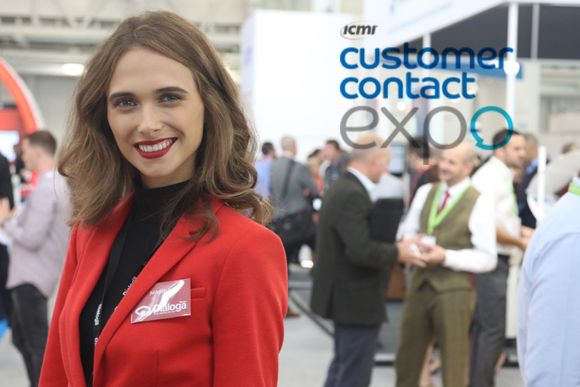 Customer Contact Expo London-01- Veranstaltungen - Dialoga