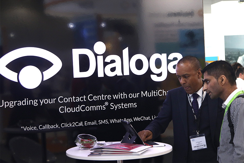 Customer Contact Expo London-03- Veranstaltungen - Dialoga