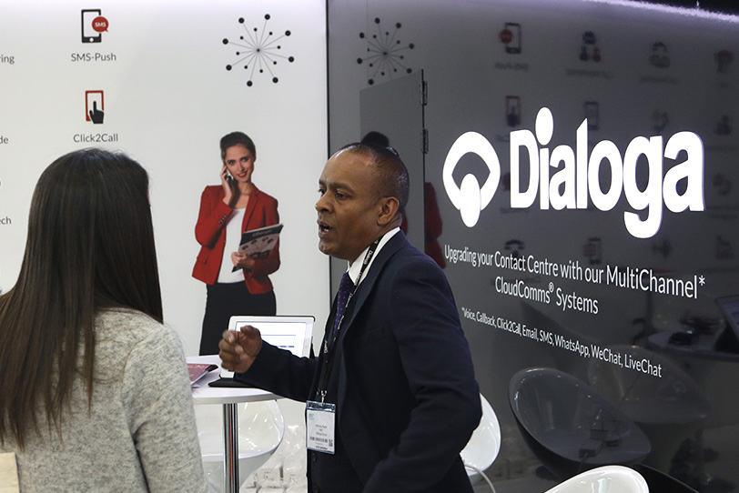 Customer Contact Expo London-21- Veranstaltungen - Dialoga