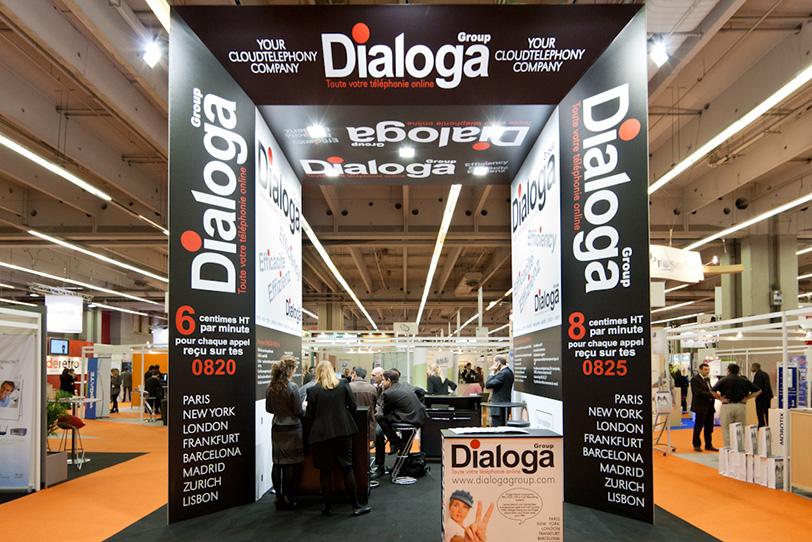 IP Convergence Paris 2010-10- Veranstaltungen - Dialoga