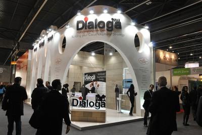MWC Barcelona 2013-01- Veranstaltungen - Dialoga