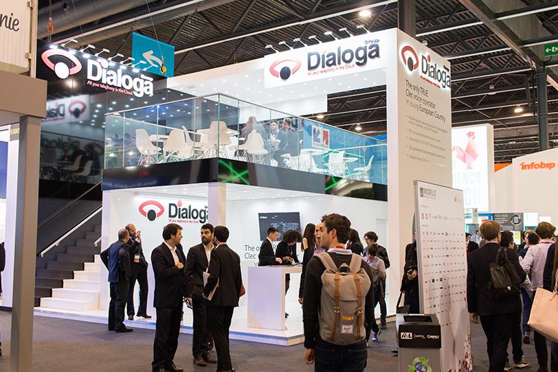 MWC Barcelona 2016-02- Veranstaltungen - Dialoga