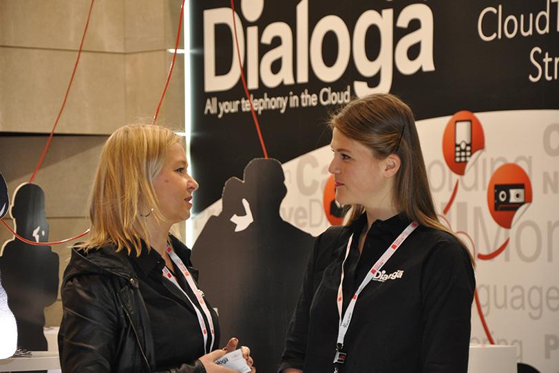 MWC Barcelona 2013-03- Veranstaltungen - Dialoga