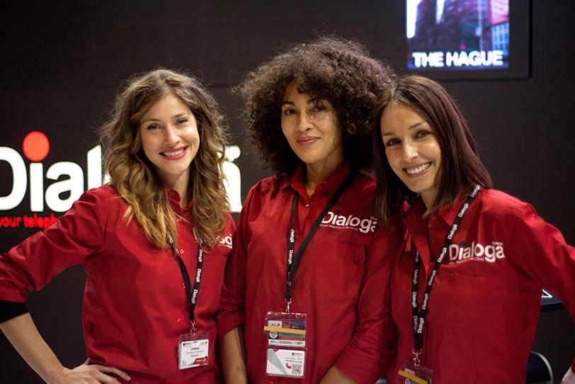 MWC Barcelona 2015-04- Veranstaltungen - Dialoga