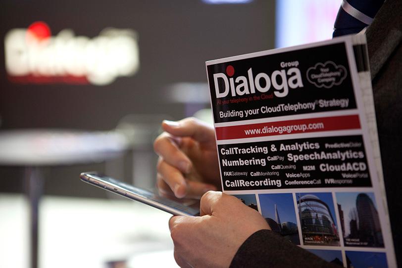 MWC Barcelona 2015-05- Veranstaltungen - Dialoga