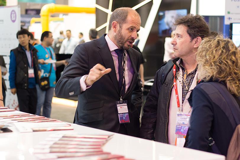 MWC Barcelona 2016-06- Veranstaltungen - Dialoga