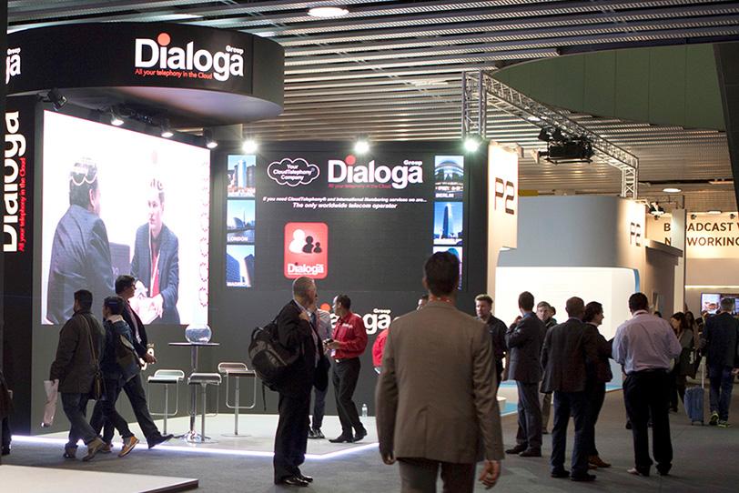 MWC Barcelona 2015-07- Veranstaltungen - Dialoga