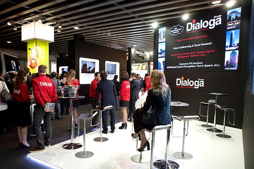 MWC Barcelona 2015-08- Veranstaltungen - Dialoga