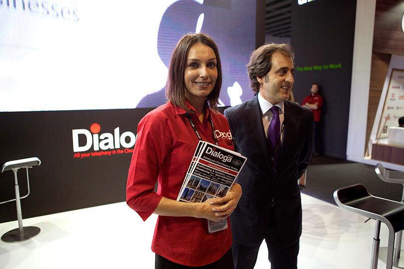 MWC Barcelona 2015-09- Veranstaltungen - Dialoga