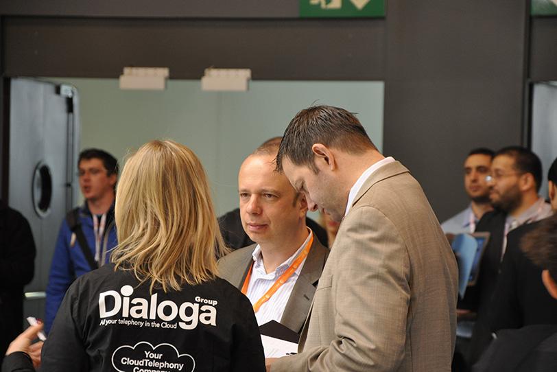 MWC Barcelona 2013-10- Veranstaltungen - Dialoga