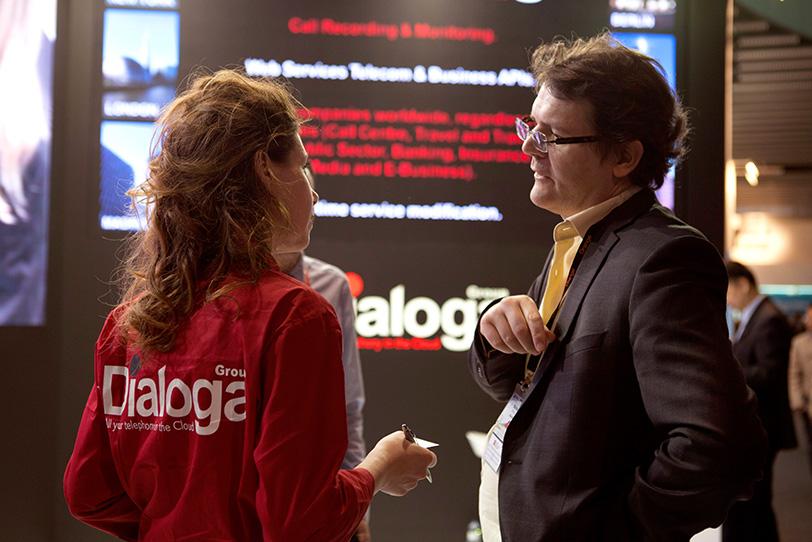 MWC Barcelona 2015-11- Veranstaltungen - Dialoga