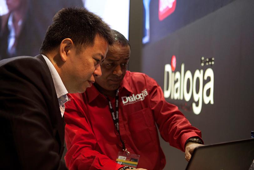 MWC Barcelona 2015-12- Veranstaltungen - Dialoga