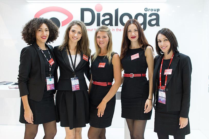 MWC Barcelona 2016-15- Veranstaltungen - Dialoga