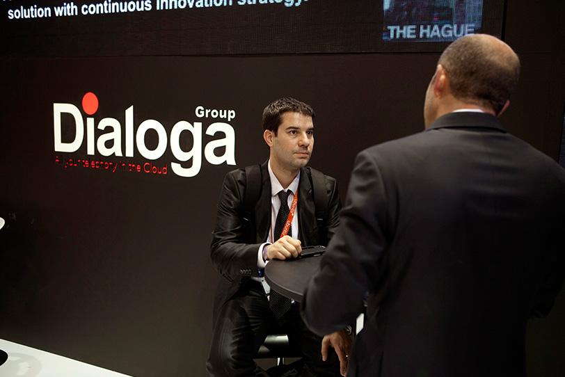 MWC Barcelona 2015-17- Veranstaltungen - Dialoga