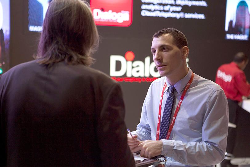 MWC Barcelona 2015-20- Veranstaltungen - Dialoga