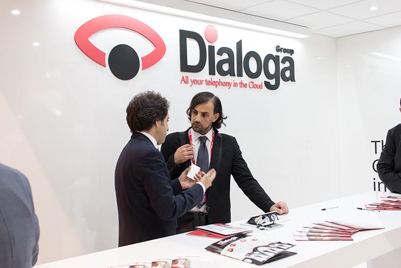 MWC Barcelona 2016-20- Veranstaltungen - Dialoga