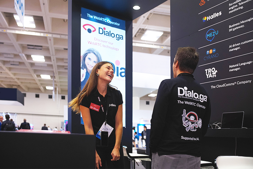 MWC San Francisco (5) 2017 - Veranstaltungen - Dialoga