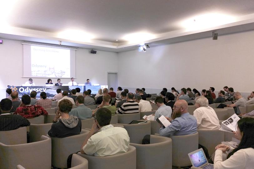 Odyssey Bilbao 2016-11- Veranstaltungen - Dialoga