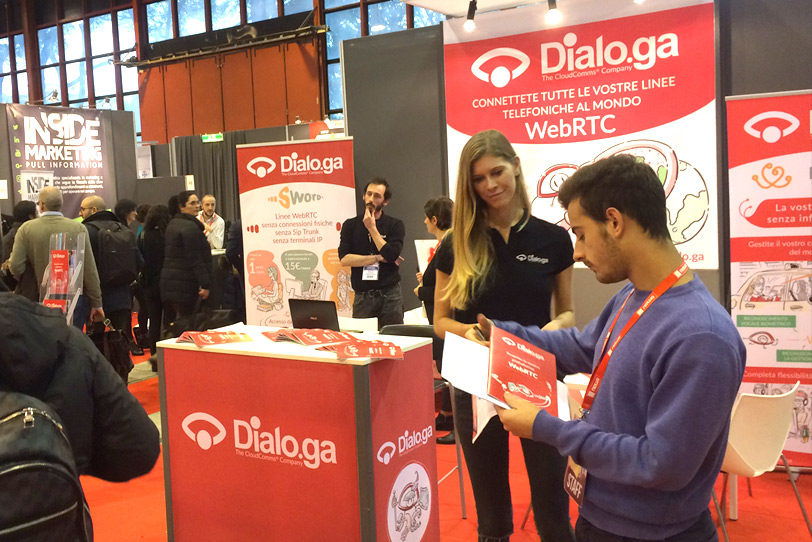 SMAU Naples 2017 - Events - Dialoga