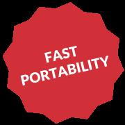 Fast portability - Sword - Dialoga