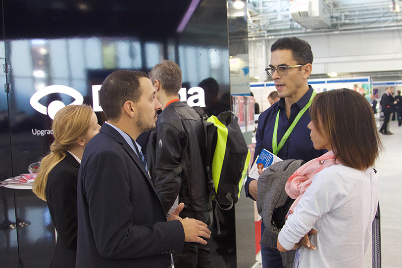 Customer contact expo Londra-18 2016 - Eventi - Dialoga