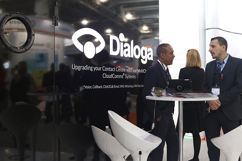 Customer contact expo Londra-6 2016 - Eventi - Dialoga